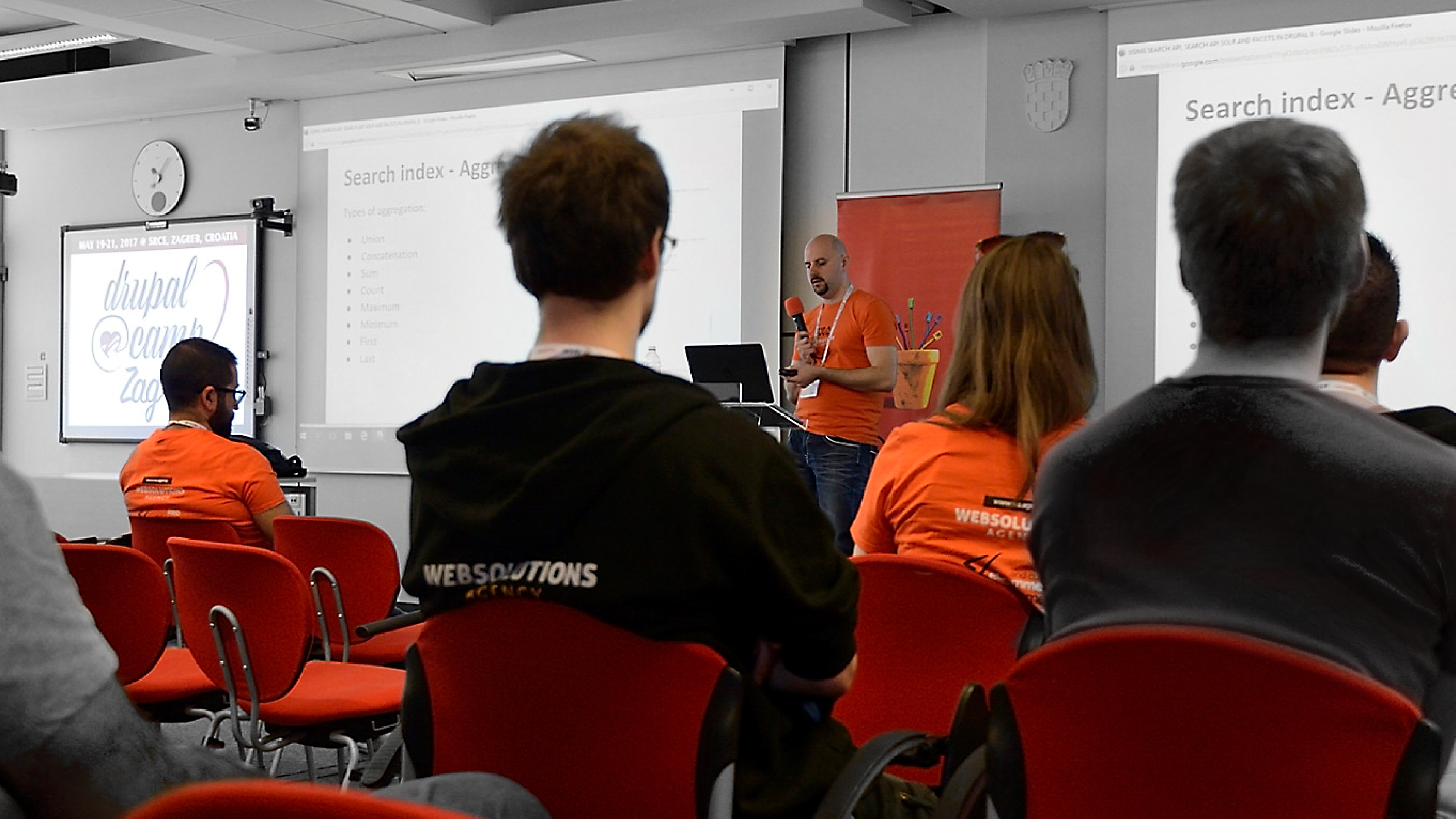 The Drupal Heart Camp experience | Websolutions Agency